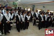 Graduación de secundaria - 10/02/2014